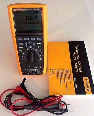 Fluke 289 True RMS Industrial Logging DMM Digital Multimeter