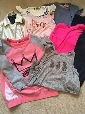 Girls Clothes Age 9-11 Next (9 Items)