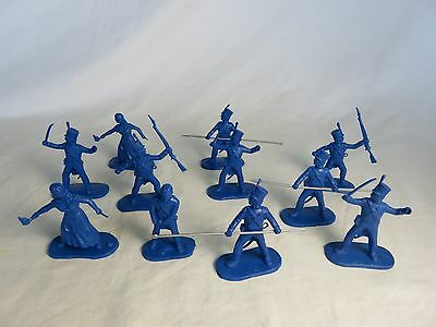 Reamsa 1/32nd Napoleonic Spanish Artillery & Infantry Toy Soldiers 54MM