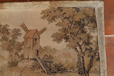 Antique French Tapestry Adorable