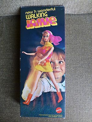 1968 Mattel New N Wonderful Walking Jamie Barbie Doll Sears Choc. Bon Bon  RARE
