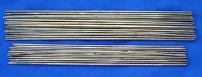 Vintage Brass Stair Rods In Three Lengths