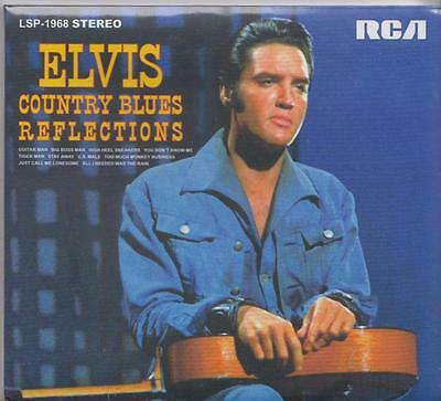 Elvis Presley – Country Blues Reflections Sealed