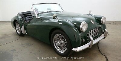 1956 Triumph Other  1956 Used