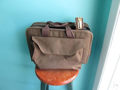 BELL TELEPHONE SYSTEMS  LINEMAN'S TOOL REPAIRMAN KIT W/TOOLS BAG Canvas/Leather