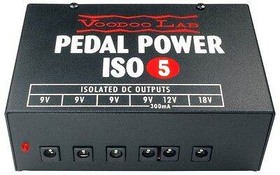 Voodoo Lab Pedal Power ISO-5 RETOURE - Netzteil