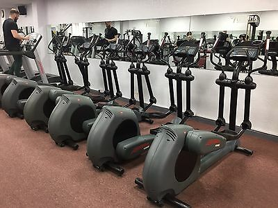 Life Fitness 9500HR Next Gen Crosstrainer Commercial Gym Equipment