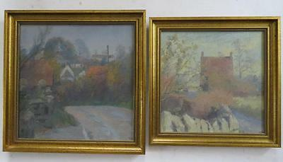 ROBERT SAWYERS ARCA (1923-2002) British IMPRESSIONIST Landscape OIL PAINTING