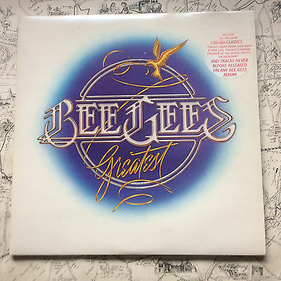 Bee Gees - Greatest 1979 RSDX 01 Gatefold Double 33.1/3 RPM LP Record