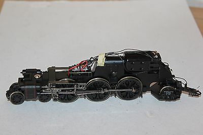 Hornby China Made Br 4-6-2 Merchant Navy Class Dcc Ready Loco Chassis