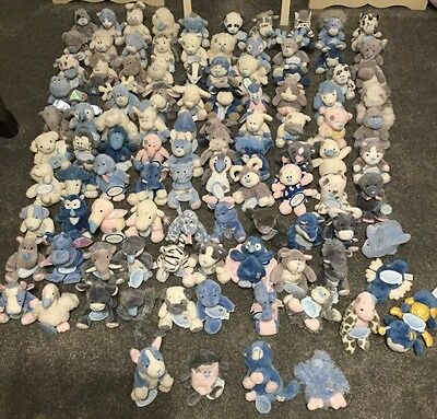 """Blue nose friends (Me To You) 4"""" numbers 1-102, 119 & 122 (104 teddies)"""