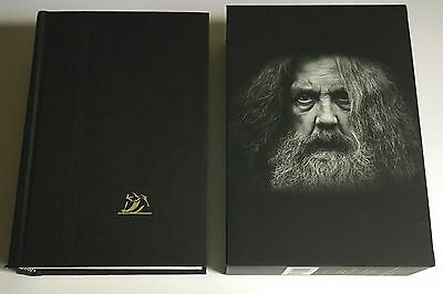 Jerusalem by Alan Moore SIGNED Hardcover LIMITED EDITION 1st of 500