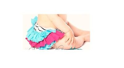 Twinkle Toes frilly bum knicker bloomers 3 to 18m