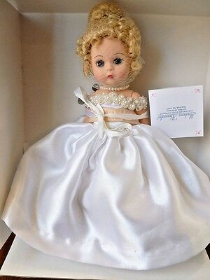 "Madame Alexander 30650 ""MEMORIES OF A LIFETIME"" 8"" Doll New in Box"