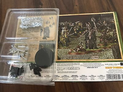 Lord of The Rings, Warhammer, Sauron New Never Built. Bits Primed