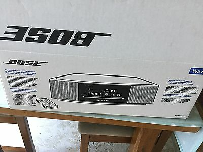 Bose Wave Music System AWRCC5 Radio AM/FM/CD Player Excellent Condition (Boxed)