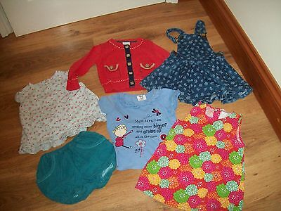 Bundle of pretty Summer clothes for 12-18 month girl