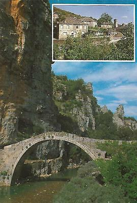 2244 EPIRUS Tsepelovo Kokoris Bridge  GREECE GRECE GRECIA