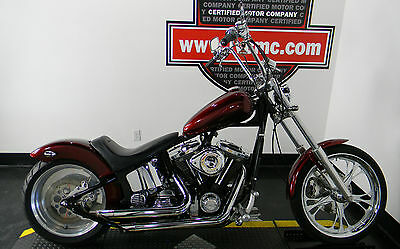 2000 Custom Built Motorcycles Chopper  2000 ULTRA JACK HAMMER CHOPPER!  NO RESERVE!