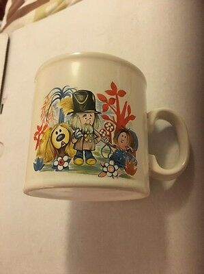 Vintage Magic Roundabout Mug