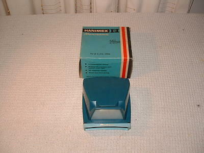 Vintage Hanimex Hanorama 35mm Slide Viewer - FREE POSTAGE