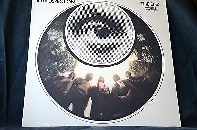 "The End Introspection Bill Wyman 180g 12"" vinyl LP New + Sealed"