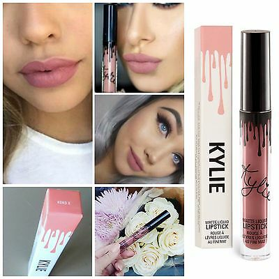 ❤ORIGINALE❤ Kylie Jenner Lipstick Rossetto Kit Matte Single Lipsticks KOKO K