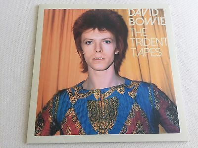 David Bowie - The Trident Tapes - Rare Pink Vinyl Lp Record, Ltd To Just 100!