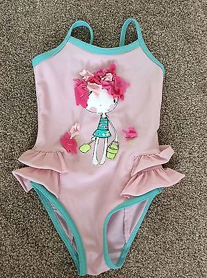 Girls Swimming Costume From Next 6-9 Months