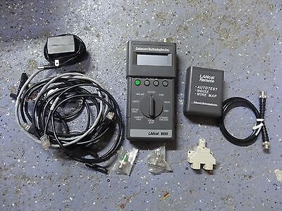 Z5c DataCom Technologies LANcat 1500 LAN Cable Tester Kit Bundle Set