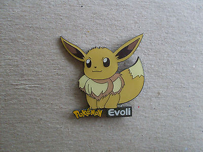 Pokemon - Pin. Evoli