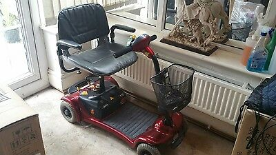 Mobility Scooter Relisted due to timewaster
