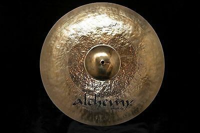 "Piatto Power Ride 20"" Alchemy Professional by Istanbul Agop"
