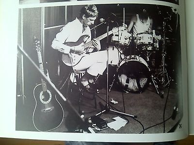 Iconic Paul Weller In Own Recording Studio Page from Music Mag 20x14cm Jam