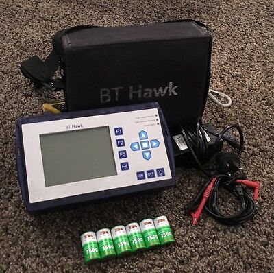 BT Hawk - Premium Telecom Test Unit For Professional Use ~> Fully Working Tested