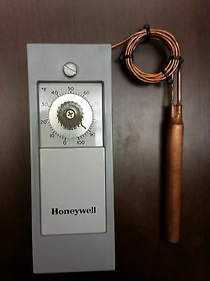 HONEYWELL T675A1508 TEMPERATURE CONTROLLER 0-100F WITH 5FT CAPILLARY(Thermostat)