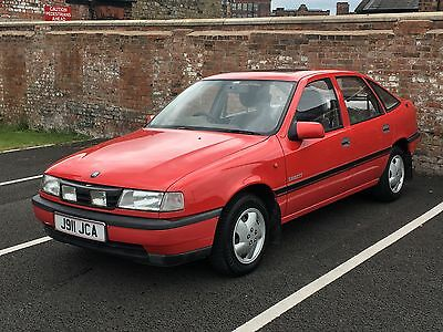 VAUXHALL CAVALIER MK3 1.6 CONCEPT Ltd Edition LOW MILEAGE One Owner Classic Car
