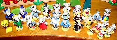 BABAR personnages 26 figurines Collector Nelvana