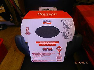 Brand New in Origin Packaging - Britax Horizon 15-36kg Booster Seat