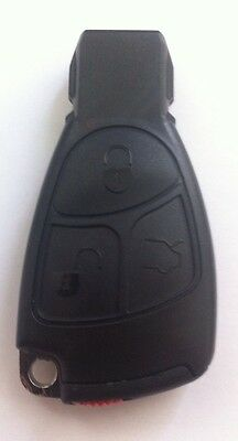 MERCEDES BENZ REMOTE 3 BUTTON ...Replacement Remote key shell housing complete