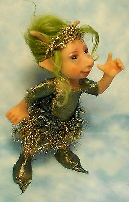 ~NIXIE~ a FULL MOON FOREST WATER SPRITE BY POPPENMNOON