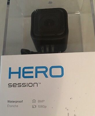GOPRO HERO Session HD Action Camera WiFi Video 8MP 1080p Camcorder BRAND NEW
