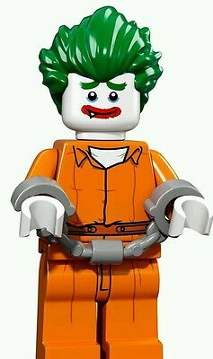 Lego Minifigures - The Lego Batman Movie - Arkham Asylum Joker