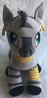 Build a bear my little pony zecora Zebra plush stuffed animal