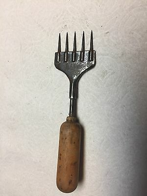 Vintage 5 Prong Ice Pick Chipper