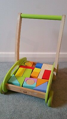 Educu baby walker with rubberized wheels. Pick up Berwick or East Brighton