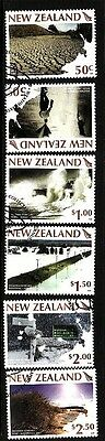 D1-New Zealand-Sc#2172-7-used set-Weather Extremes-2008-