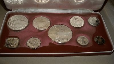 1973 Coins of the Commonwealth of the Bahama Islands Proof Set 2.8700