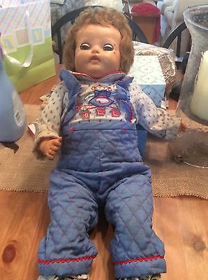 Vintage ideal doll 21 inch