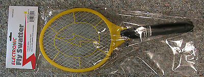 NEW HARBOR FREIGHT ELECTRONIC FLY SWATTER NEVER OPENED Item No. 62540
